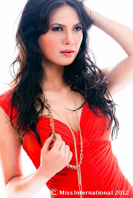 Rochelle Maria Rao - Miss India International 2012. photo
